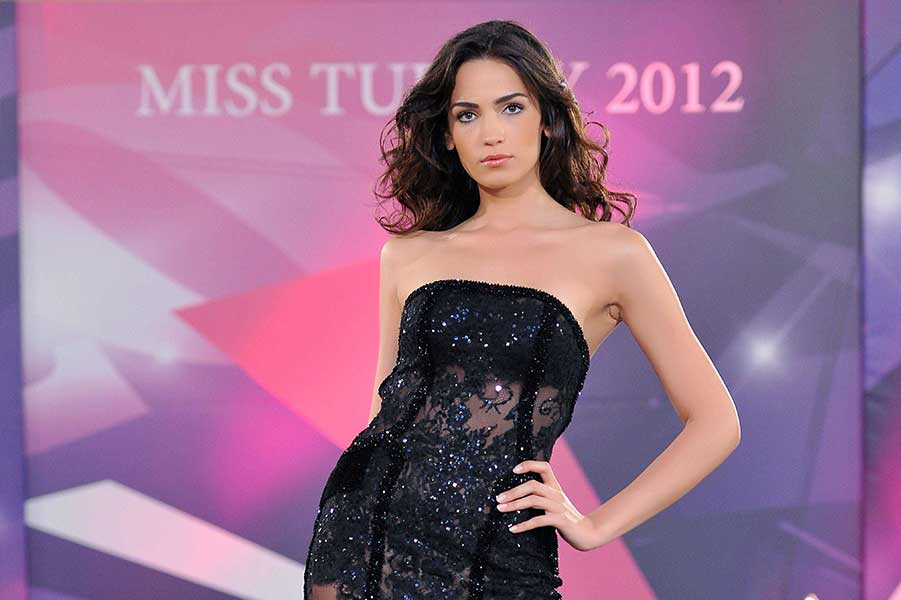 Miss Turkey 2012