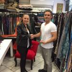 ismail kaptan kaptan textile kaptan kumaş fashionist