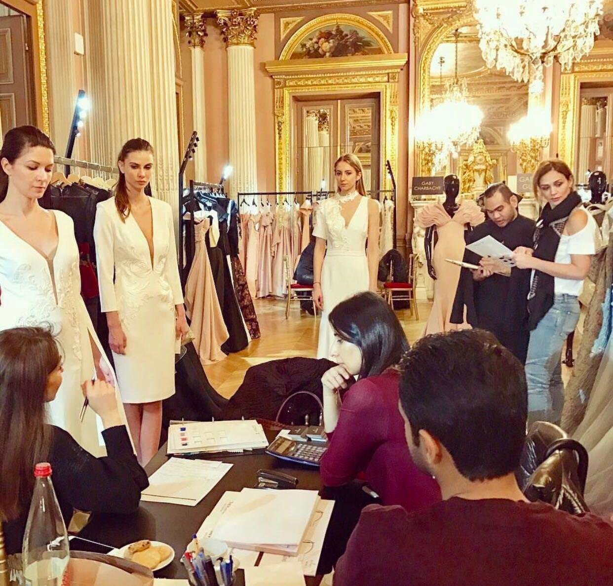 Ülkemizi Dünya fuarlarında temsil eden değerli modacı Esra Baş hanımefendiye Kaptan International Textile kumaşlarını tercih ettiği için teşekkür ederiz.
