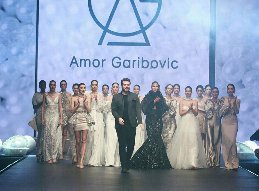 2018 İzmir Fuarında, Tasarımcı Amor Garibovic'in yanında olmaktan onur duyduk.